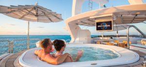 Escort de lujo para compania en barcos
