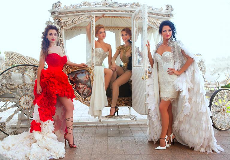 Mundo de escort damas